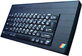 ZX Spectruum de Sinclair
